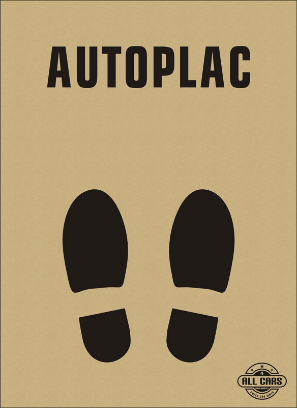"""Papirne patosnice """"Autoplac"""""""